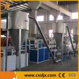 Пластичная машина - производственная линия гранулаторя PVC
