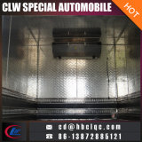 Sales Isuzu 25m3 Stainless Steel Plate Refrigerated Box Van Truck