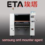 Обломок Mounter Samsung SMD откалывает выбор и устанавливает машину