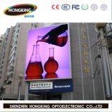 Piscina totalmente colorida de Instalação fixa SMD P10 Display LED para publicidade
