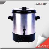 Сохраняющ плита с обручем для того чтобы держать теплым