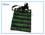 モロッコの記念品5の色刷および多彩なジッパーのショルダー・バッグ