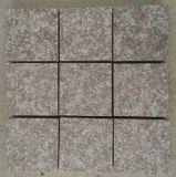 Granito molto caldo G687 della pietra per lastricati di vendita