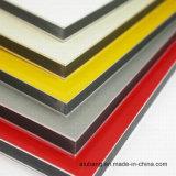 Panel de alta calidad de materiales de construcción del edificio compuesto de aluminio (ALB-019)