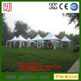 Grande liga de alumínio impermeável 6061-T6 Garden Pop up Pagoda Tent