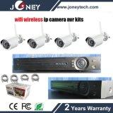 Наборы CCTV наборов домашней обеспеченностью 4CH Poe NVR продуктов 4CH 960p P2p домашние
