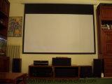 """4: 3 100"""" с приводом на экране проектора Electrice проекционного экрана для домашнего и офисного использования, образования"""