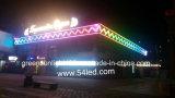 LED Pixel RGB Tube Melhor Produto para Construção