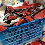 Silikon-Fiberglas-hydraulisches Schlauch-Feuer-schützendes Gefäß