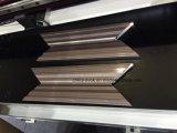 Machine de découpage de bâti de photo d'illustration de châssis de fenêtre en aluminium Tc-828A