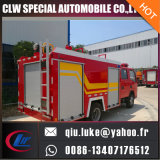 4*2 물과 거품 화재 싸움 트럭