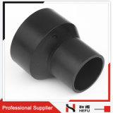 사용자 정의 크기 75-50mm 편심 HDPE 커플 링 파이프 동심 감속기