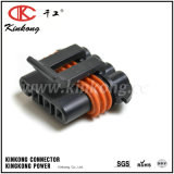 1218-6568 à prova de 4 pinos fêmea do conector elétrico do carro