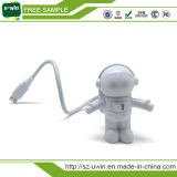 Spaceman Design USB Recharging LED Laptop Keyboard Light