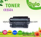 Cartucho de tonalizador preto novo Ce255X 255X Ce255 para a qualidade superior do fornecedor de China da impressora do cavalo-força