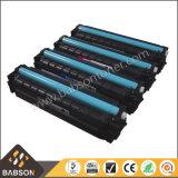 Cartuccia compatibile della stampante a laser Di colore per il prezzo favorevole di vendita calda dell'HP CF400A/CF401A/CF402A/CF403A (201A)
