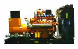 Gerador de gás natural 400kw com sistema de unidade de controle de origem alemã