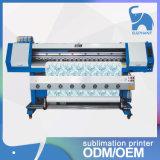 Impressora elevada do Sublimation da velocidade de impressão 1.8m com a cabeça de impressão 5113