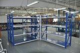 Tormento para trabajos de tipo medio azul y blanco del almacén