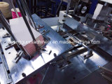 Máquina ondulación corrugado de doble pared de la taza de papel