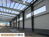2017 ha prefabbricato i materiali da costruzione della struttura d'acciaio