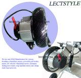 Regulador y palanca de mando del motor del sillón de ruedas en el motor sin cepillo del sillón de ruedas de la C.C.