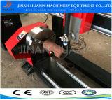 Tagliatrice del plasma del fornitore di CNC professionale del tubo e dello strato/Tabella di taglio