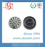 57mm 8 Ohm 0.5W Mylar Mini Speaker fino para TV e fone de ouvido de carro e interfone