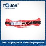 Красная веревочка ворота автомобиля веревочки 8.5mmx30moff-Road ворота синтетики UHMWPE