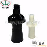 CH PVDF Mixing Spray Nozzle Made in China
