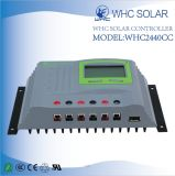 contrôleur solaire de charge de 12V24V 40A PWM