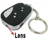 909 Mini Car Key Chain Video Recorder Camcorder HD Cam Camera DV DVR
