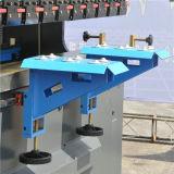 We67k 125t/3200는 자동 귀환 제어 장치 통제되는 CNC 압박 브레이크 이중으로 한다