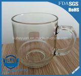 250ml продают прозрачную чашку оптом без примеси свинца термостойкого стекла кофейной чашки