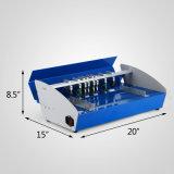 3in1 460mm elektrisches Papier-faltende stempelschneidene Maschine