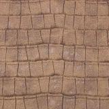 돋을새김된 악어 패턴 PU 합성 핸드백 가죽 (F8559)