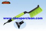 Cepillo del retiro del hielo del cepillo de la nieve de la ventana de coche (CN2247)