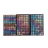 Il colore del professionista 252 tre gamme di colori dell'ombra di occhio del pigmento della gamma di colori dell'ombretto di strato compone l'estetica del Paletas De Sombras Makeup