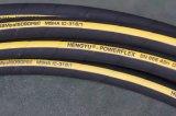 Flexibler hydraulischer Hochtemperaturschlauch von R1 R2 R3 R5 R6 R8 R12 R13 4sh 4sp R15 R16 R17