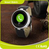 CE y RoHS podómetro Siri voz de control de sincronización de mensajes Relojes Android Bluetooth