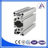 高品質はCustomied 6061-T5のアルミニウム放出のプロフィールを&Size