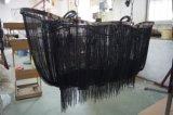 Big Black Chain Chandelier ( KA107B )