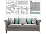 Ткань софы мебели Hotsale домашняя