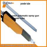 Tube de poudre de pièces de rechange de pistolet de pulvérisation de la poudre Cl385352