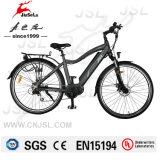 호화스러운 LED 헤드라이트 350W 36V Lithuim 건전지 전기 자전거 (JSL033G)