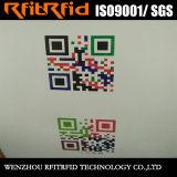 Mehrfachverwendbare kundenspezifische anhaftende Aufkleber RFID UHF860-960mhz