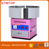 Fabrication de gaz ou électrique de Guangzhou Maker fleur Cotton Candy Floss Machine