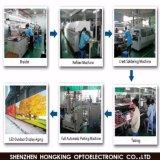 Écran de visualisation 100W P10 polychrome extérieur moyen d'usine