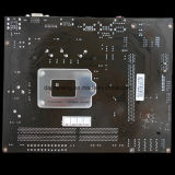 Micro ATX H61-1155 Placa-mãe para computador com 2 * DDR3 / 4 * SATA // 4 * USB