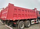 الصين [هووو] [6إكس4] ثقيلة - واجب رسم شاحنة قلّابة مع أحد نائم